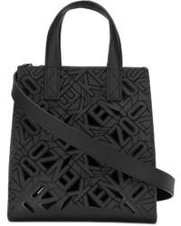 Bolsa Tote Negra de Kenzo