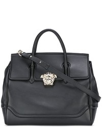 Bolsa Tote Negra de Versace