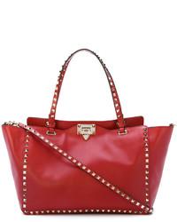 Bolsa Tote Roja de Valentino