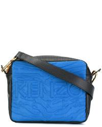 Bolso Bandolera Azul de Kenzo