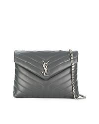 40ff08fd8 Comprar un bolso bandolera acolchado en gris oscuro: elegir bolsos ...