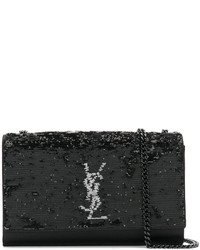 Bolso Bandolera Negro de Saint Laurent