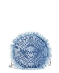 Bolso bandolera vaquero azul