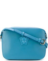 Bolso Bandolera Verde Azulado de Versace