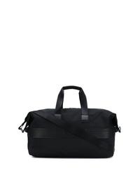 Bolso baúl de lona negro de BOSS HUGO BOSS