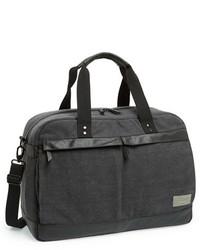Bolso baúl en gris oscuro