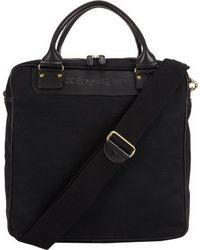 Bolso baúl negro