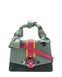 Bolso de hombre de cuero en multicolor de Paula Cademartori