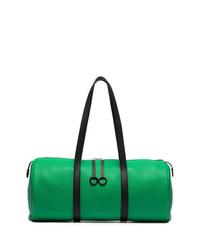 Bolso deportivo de cuero verde de Simon Miller