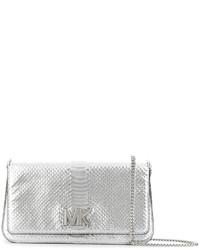 Bolso plateado de MICHAEL Michael Kors