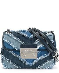 Bolso vaquero azul marino de MICHAEL Michael Kors