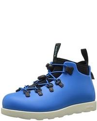 Botas azules de Native