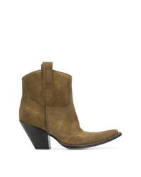 c153ff45fb7 Comprar unas botas camperas de ante marrónes  elegir botas camperas ...