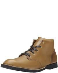 Botas de cuero marrón claro de Danner