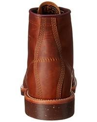 Botas de cuero marrónes de Original Chippewa Collection