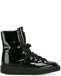 Botas de goma negras de Kenzo