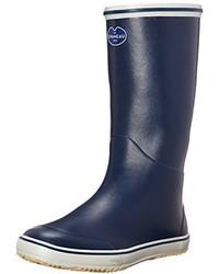 Botas de lluvia azul marino de Le Chameau