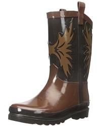 Botas de lluvia marrónes de Western Chief