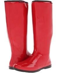 Botas de Lluvia Rojas de Baffin