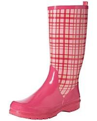 Botas de Lluvia Rosa de Playshoes