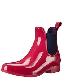 Botas de lluvia rosa de Ralph Lauren