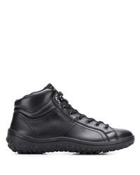 Botas de trabajo de cuero negras de Car Shoe