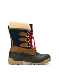 Botas para la nieve azules de DSQUARED2