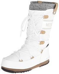 Botas para la nieve blancas de Tecnica