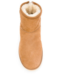 Botas para la Nieve en Tabaco de Suicoke