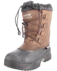 Botas para la Nieve Marrónes de Baffin