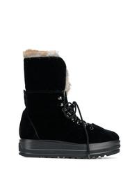 Botas para la nieve negras de Baldinini