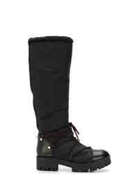 Botas para la nieve negras de Emporio Armani