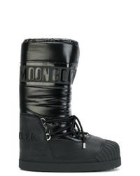 Botas para la Nieve Negras de Moncler