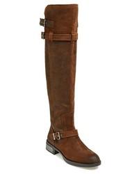 Botas sobre la rodilla marrones original 4421862