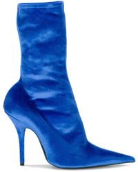 Botines Azules de Balenciaga