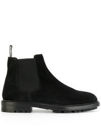 Botines chelsea negros de Dolce & Gabbana