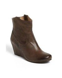 Botines marron oscuro original 2459031