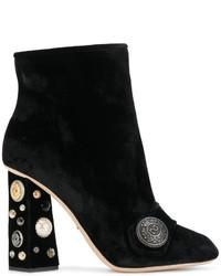 Botines negros de Dolce & Gabbana