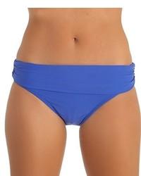 Braguitas de bikini azules de Athena
