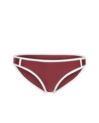 Braguitas de bikini burdeos de Duskii