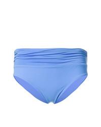 Braguitas de bikini celestes de Heidi Klein