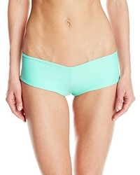 Braguitas de bikini en verde menta de Lolli