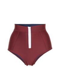 Braguitas de bikini rojas de Duskii