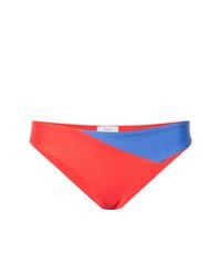 Braguitas de bikini rojas de Onia