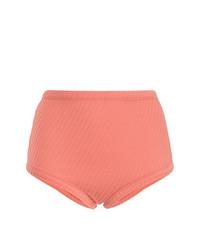Braguitas de bikini rosadas de Fella