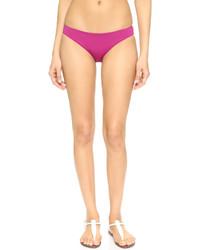 Braguitas de bikini violeta claro