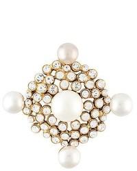 Broche Blanco de Chanel