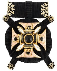 Broche negro de Dolce & Gabbana