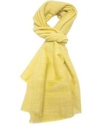 Bufanda amarilla de Denis Colomb