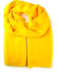 Bufanda amarilla de M Missoni